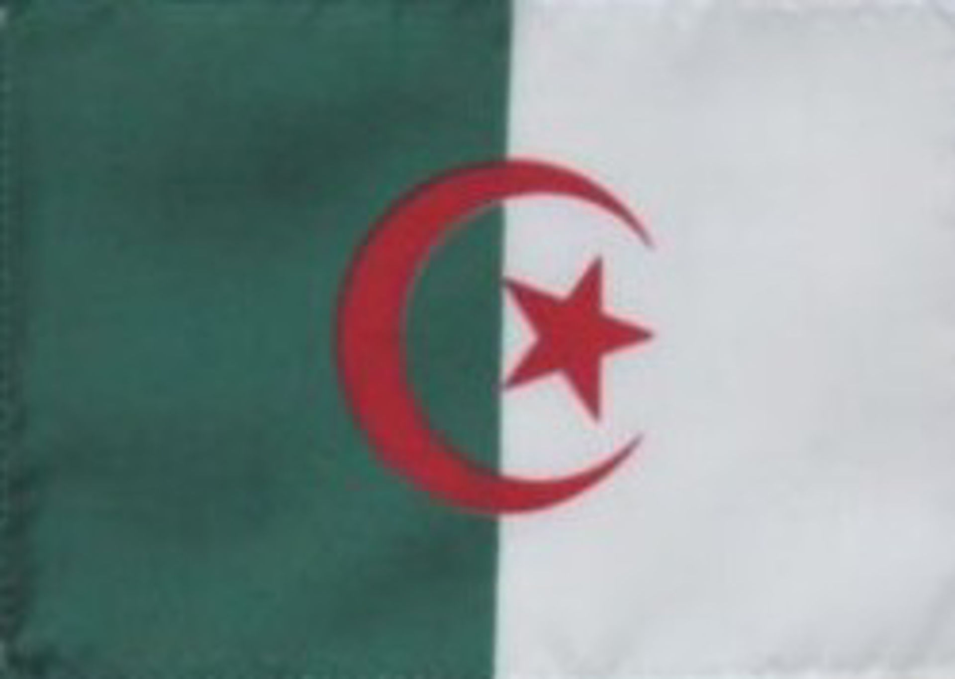 Flags Of Africa - Algeria