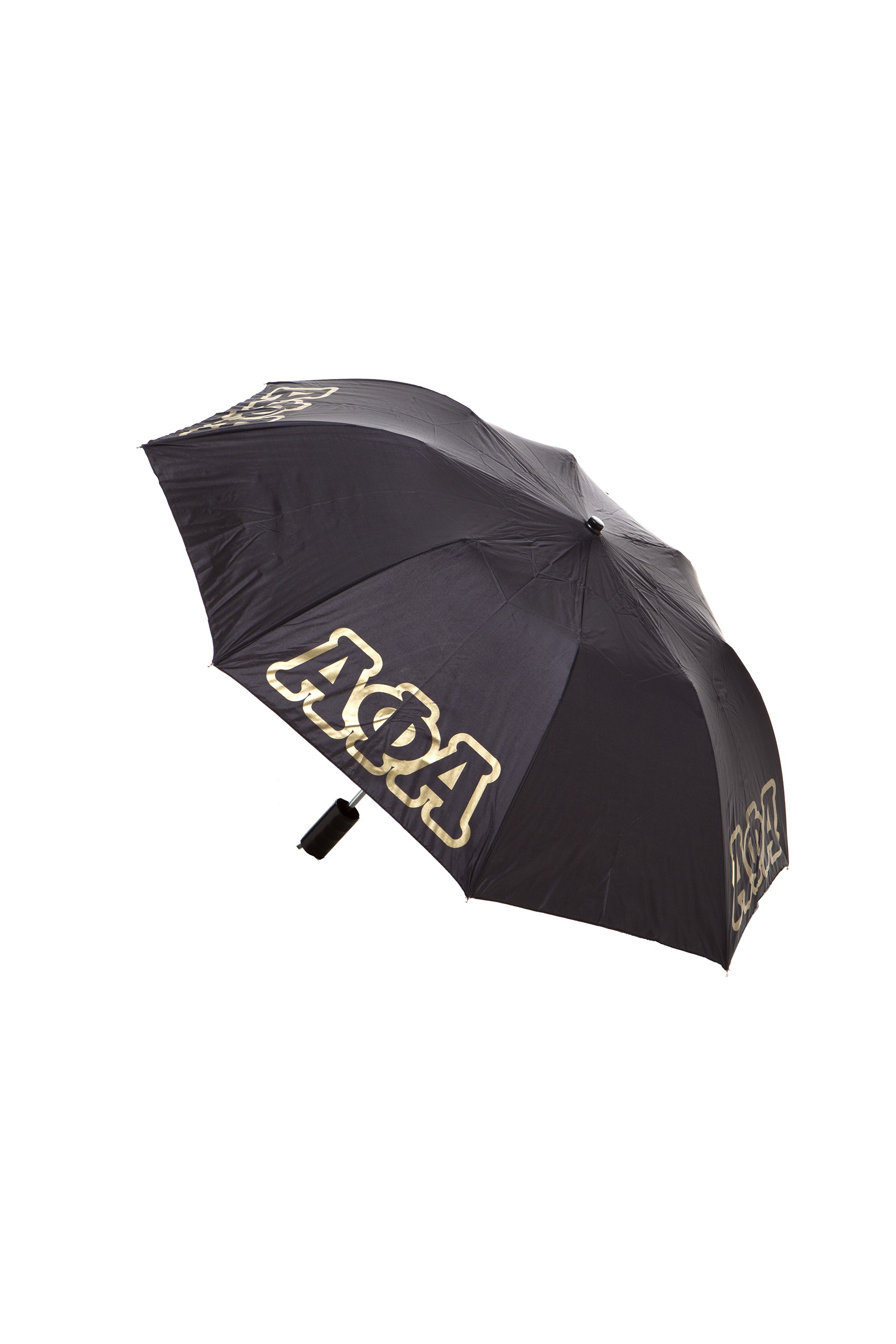 Alpha Phi Alpha gifts-3 Letter Folding Umbrella