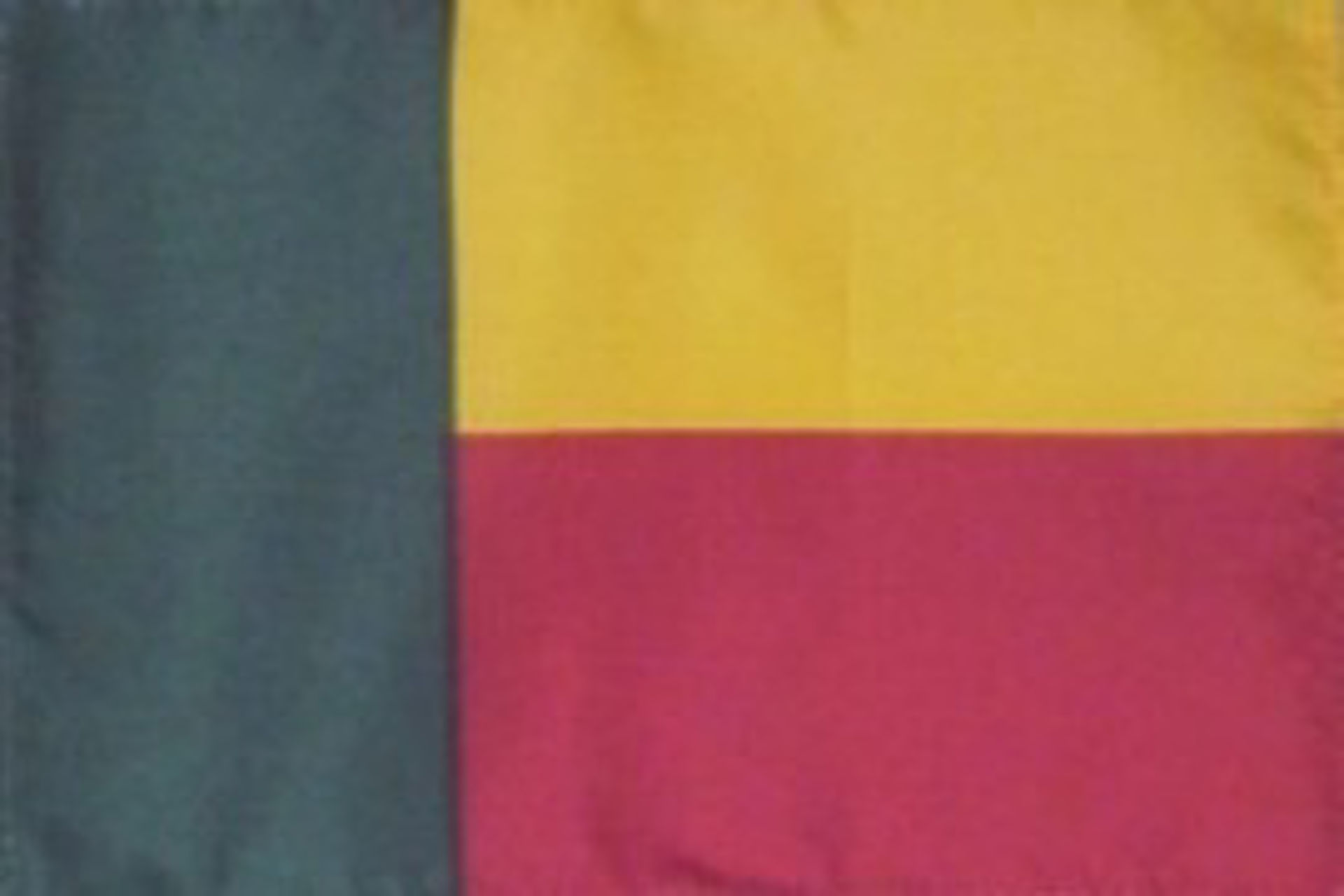 Flags Of Africa - Benin