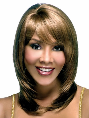 Bettina Synthetic Wig by Vivica Fox