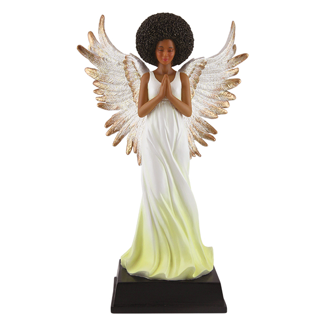 Angel peace and serene