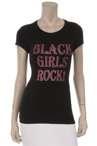 Ladies Tees - Black Girls Rock