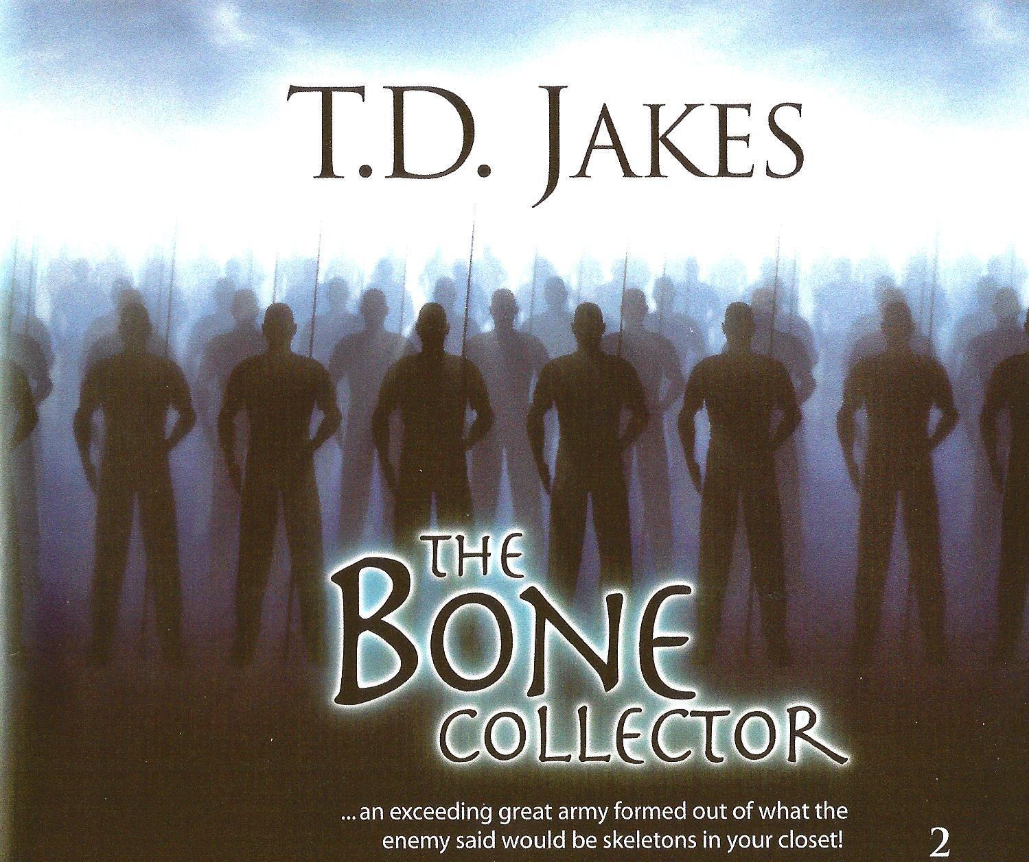 Bone Collector by T.d. Jakes-3 DVD