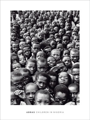 Children in Nigeria - Photographic Art