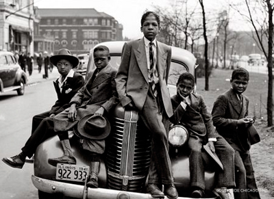 South Side Chicago; 1941