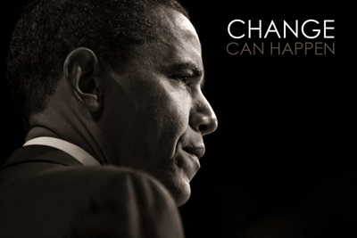 Barack Obama: Change Can Happen