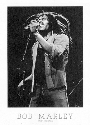 Bob Marley - Photographic Art
