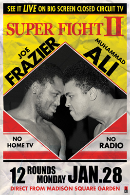 Frazier vs. Ali: Super Fight II