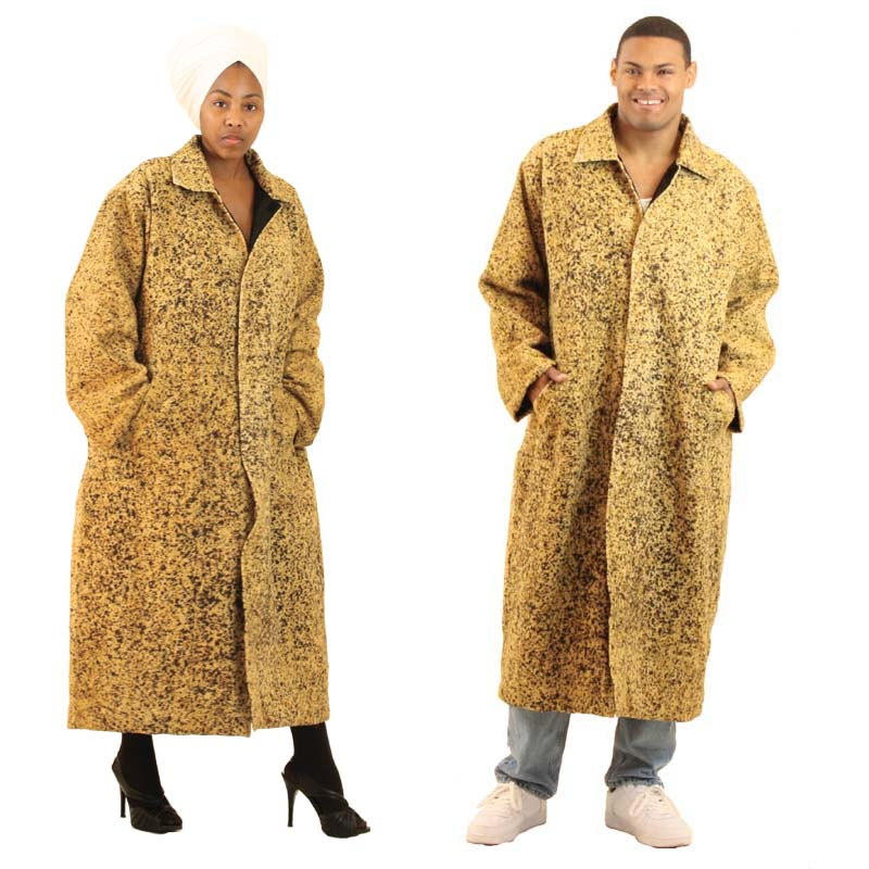 African Coats Outfits