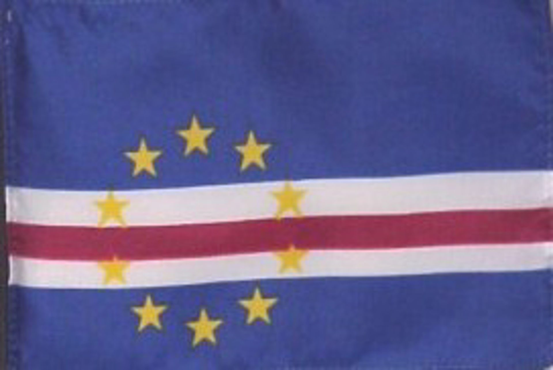 Flags Of Africa - Cape Verde