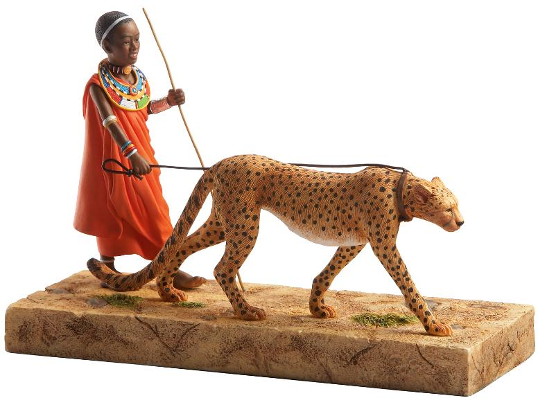 A Child Shall Lead Them Cheetah Walker Thomas Blackshear Ebony V