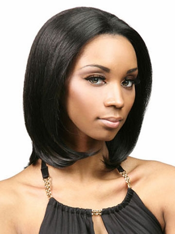 Daisy Human Hair Lace Front Wig by Motown Tress