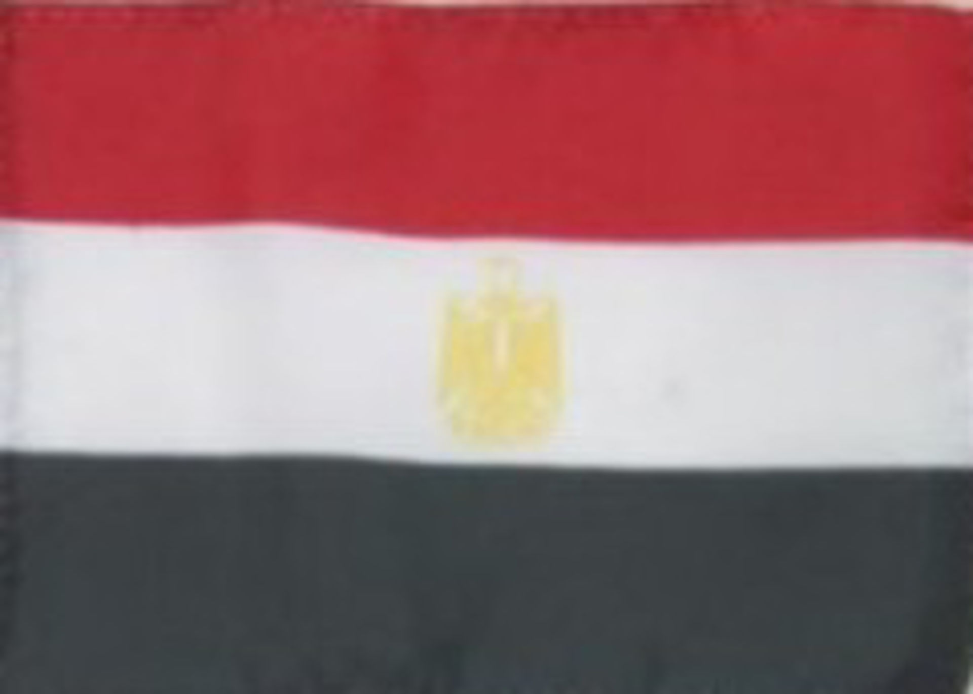 Flags Of Africa - Egypt