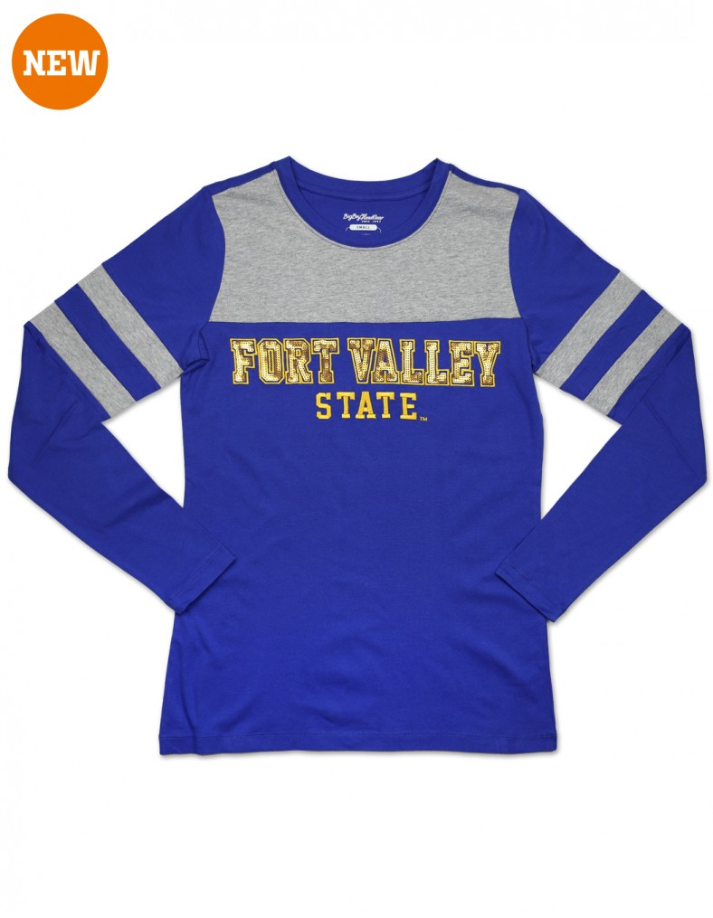 Fort Valley State University Women's Long Sleeve T Shirt