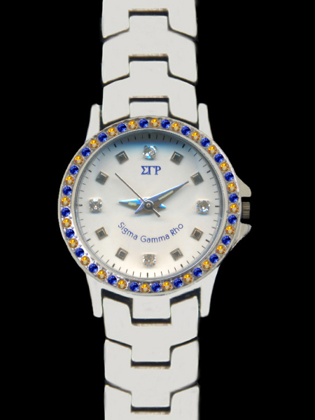 SGRHO-Sigma Gamma Rho Watch