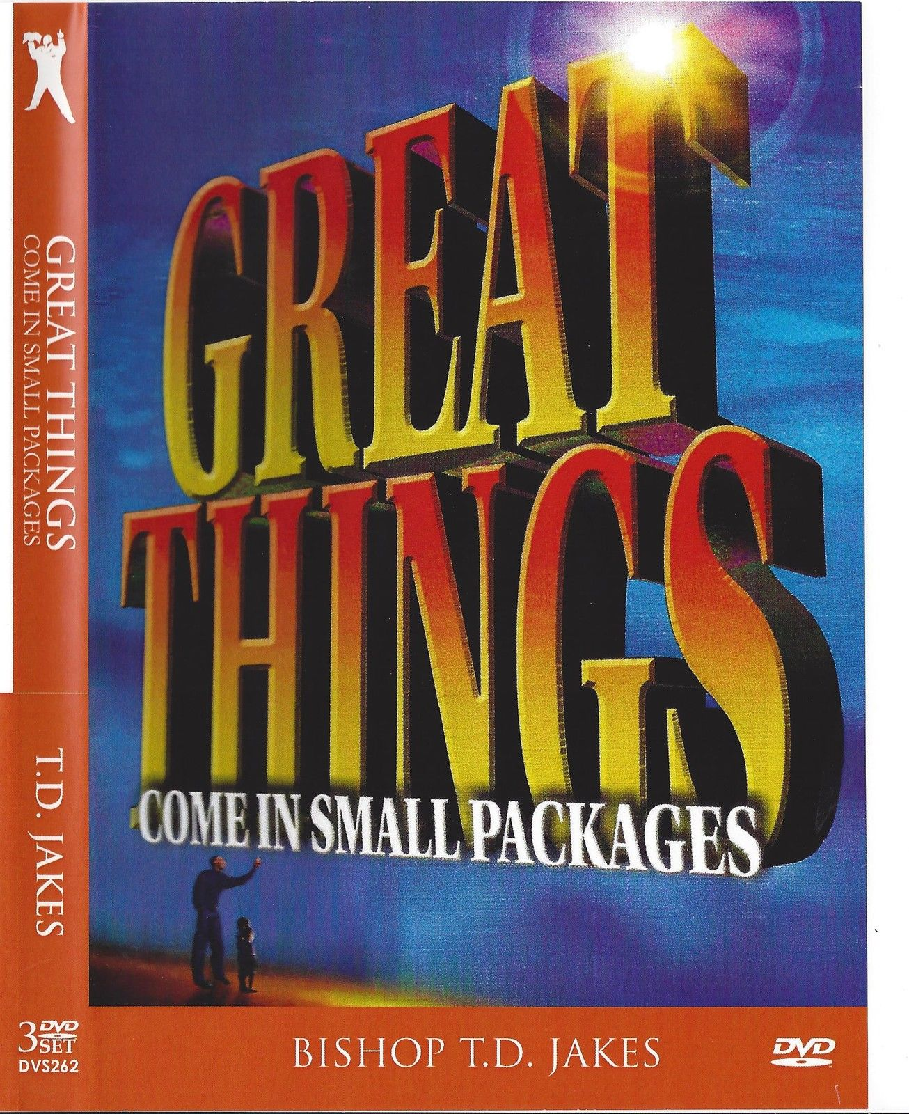 Great Things Come in Small Packages 3 DVDs