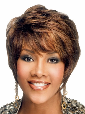 H-311 Human Hair Wig by Vivica Fox