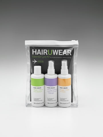 HairUWear Essential Care Travel Kit