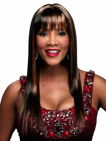 Jazzelle Synthetic Wig by Vivica Fox