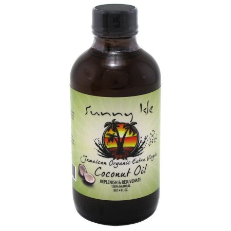 Jamaican Extra Virgin Coconut Oil 4 oz