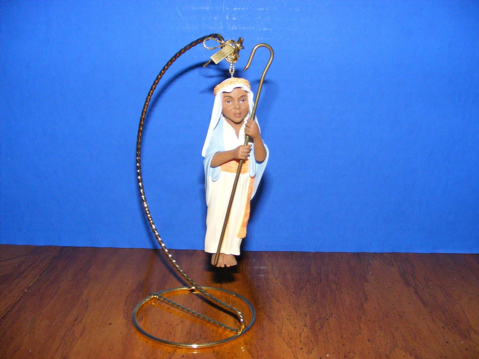 Little Shepherd ornament by Thomas Blackshear