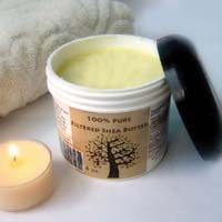 Pure Filtered Shea Butter - 4 oz.