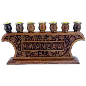 kinara kwanzaa set