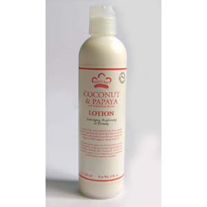 Coconut & Papaya Lotion - 8 oz.