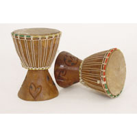 Djembe Drum-Small 10-12 inches