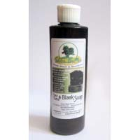 Liquid Shea Butter Black Soap - Ghana