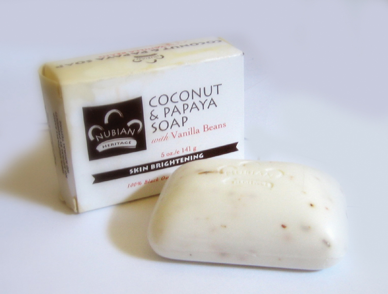 Coconut & Papaya Soap - Case 72