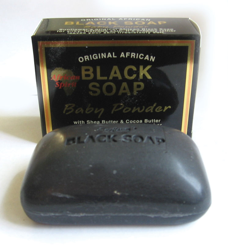 Baby Powder Black Soap - Case 72