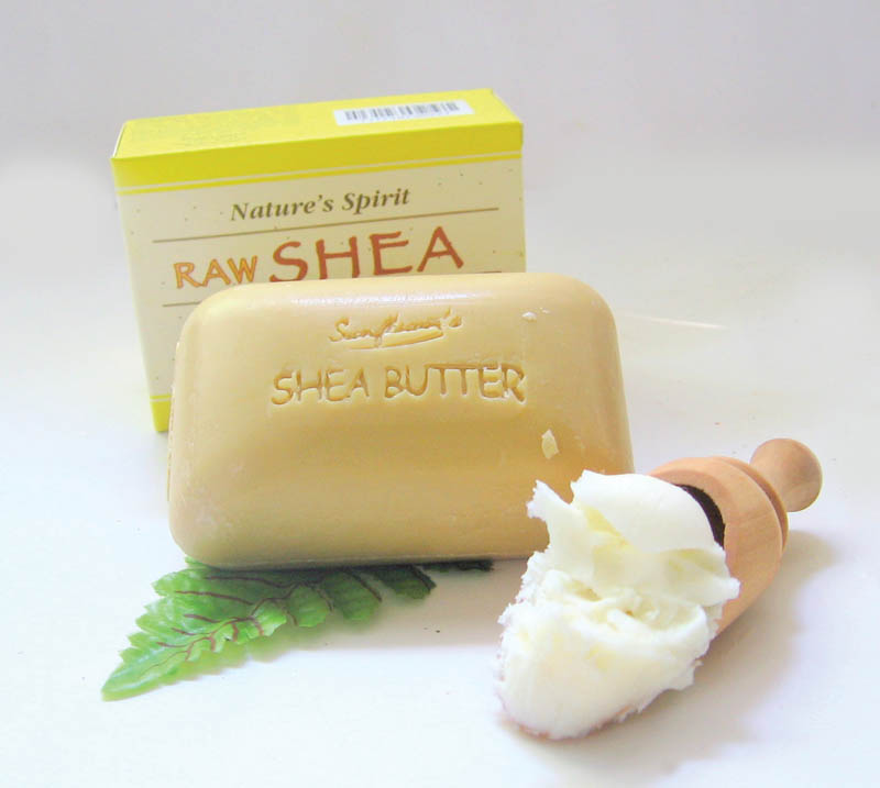 Raw Shea Butter Soap - 5� oz.