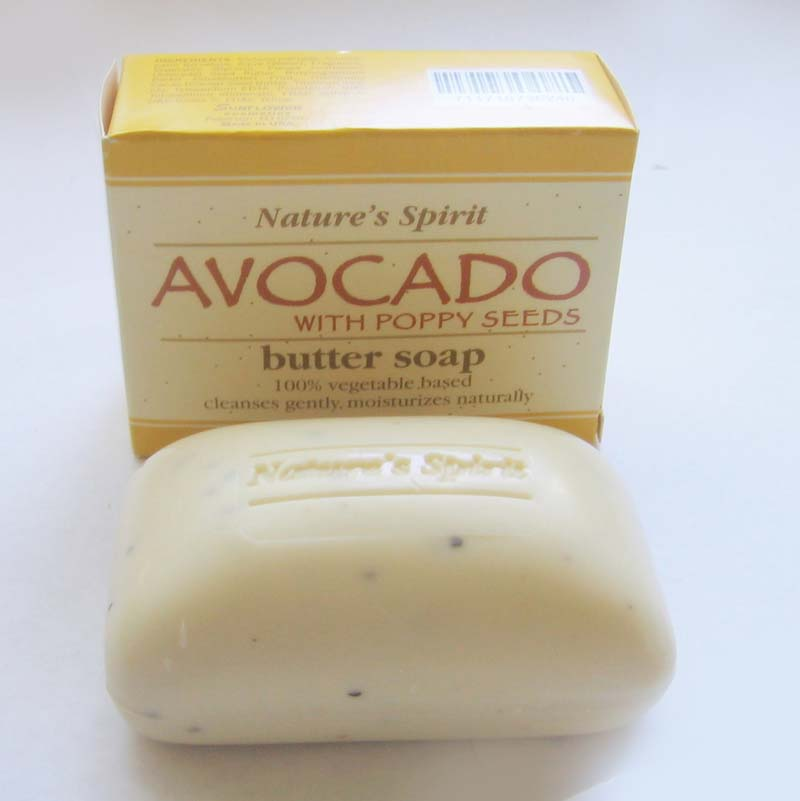Avocado & Poppy Seed Soap - 5� oz.