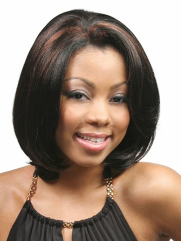 Nice Lace Front Wig by Motown Tress