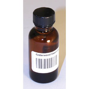 Cedarwood Essential Oil - 1 oz.