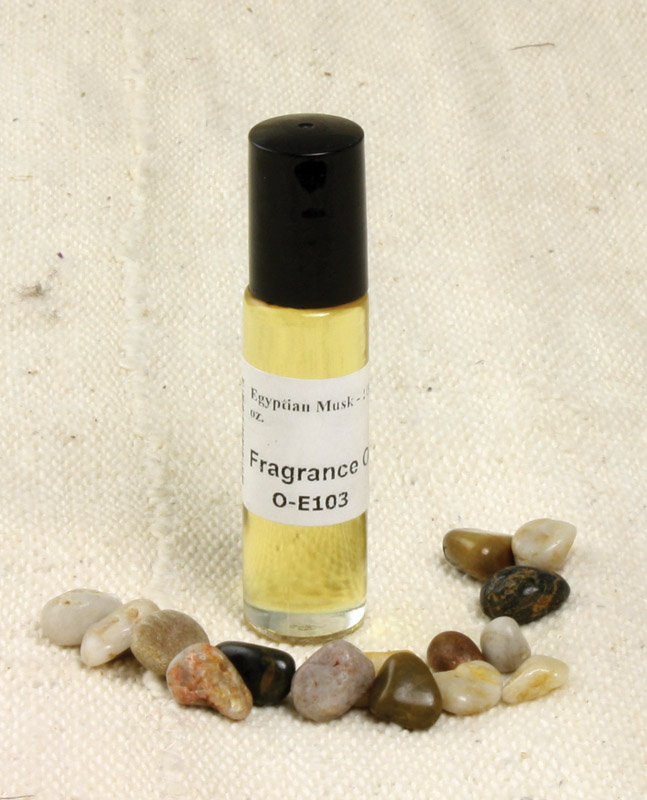 Egyptian Musk Fragrance Oil- 1/3 oz.