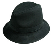 Men's Designer Hat-LH2BK