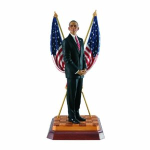 President Barack Obama by Thomas Blackshear Ebony Visions