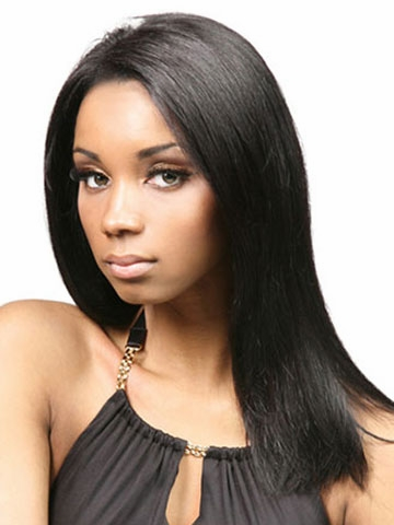 Remi Human Hair Lace Front Wig by Motown Tress