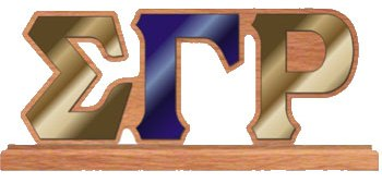 Decor - Sigma Gamma Rho