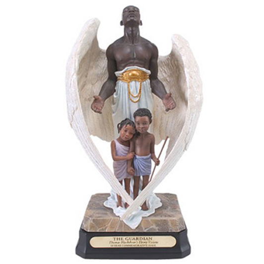 Thomas Blackshear Guardian 10 Year Commemorative Issue
