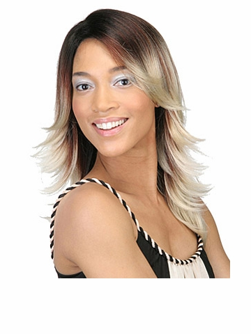 Spotty Synthetic Wig by Motown Tress