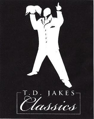 T.D. Jakes - TDJakes Classics Vol 3-The Tabernacle series-6dvds