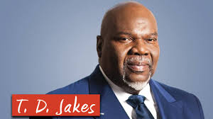 T.D. Jakes Classics Vol 3-The Tabernacle series 6dvds