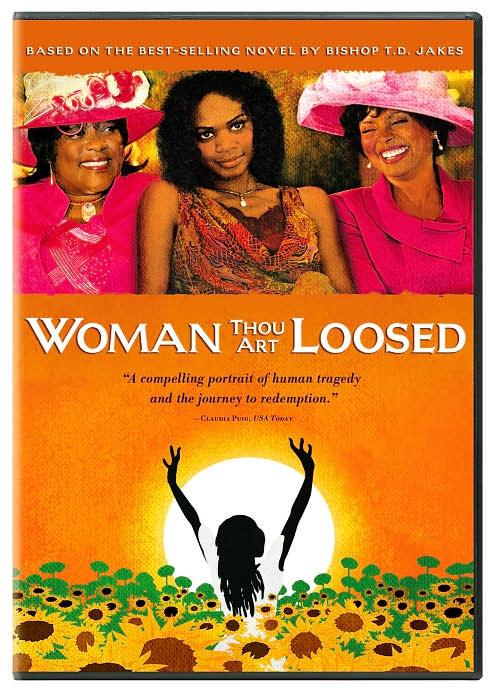 Woman. Thou Art Loosed-DVD -TD JAKES