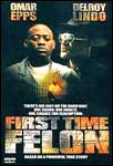 First Time Felon - DVD -26359146527