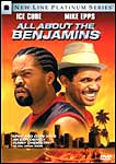 All About the Benjamins -  DVD -794043546624