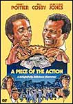 A Piece of the Action-DVD-85392888627
