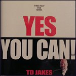 T. D. Jakes -Yes you can - Jakes t..d.-3dvd